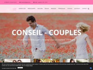Conseil-Couples - F.Cautain Conseil couple à domicile. Forfait unique intense et efficace