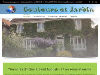 Chambres d'hôtes à Saint Augustin en Seine et Marne 77