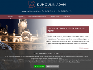 Le cabinet d'avocats DUMOULIN - ADAM à Lyon dispose d'une grande experience  en procédure d'appel. Le cabinet assure la postulation et vous représente devant la Cour d'appel, le Tribuna