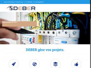 DEBER vous accompagne dans des offres de projets globaux allant du conseil à la maintenance en passant par l'installation complète.