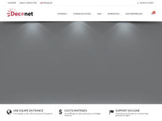 Decanet, Agence de communication à Toulouse