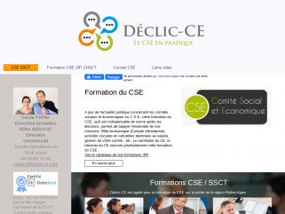 Formation CE, DP, DUP, CHSCT, tout le droit du comité d'entreprise