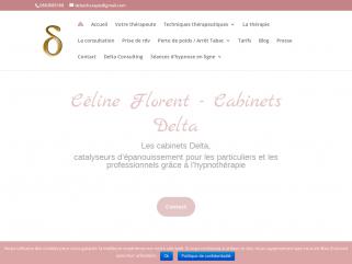 Cabinet Thérapeutique Bassin d'Arcachon Delta Thérapie Céline Florent