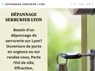 Dépannage Serrurier Lyon | Dépannage serrure 24h24