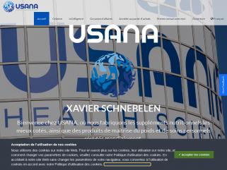 Distributeur des produits USANA