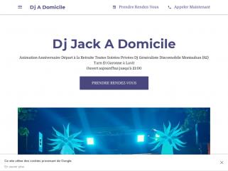 Dj Jack A Domicile Anniversaires , Bals, Toutes soirées privées - Disc-jockey - Discomobile -Animateur de soirées et d'événements à Lavit (82) Tarn Et Garonne