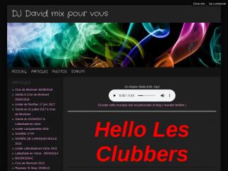 DJ David mix pour vous