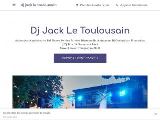 Dj Jack Le Toulousain Anniversaires , Bals, Toutes soirées privées - Disc-jockey - Discomobile -Animateur de soirées et d'événements à Lavit (82) Tarn Et Garonne