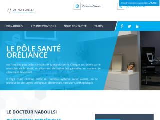 Chirurgie esthétique, médecine esthétique   Orléans- dr NABOULSI