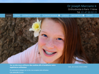 Site DU orthodontie