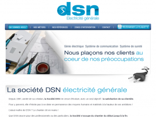 DSN ELECTRICITE