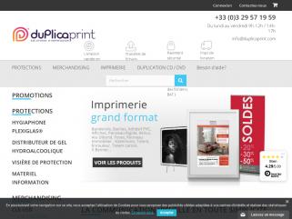 Imprimerie - Duplication CD - Pressage DVD - Gravure CD