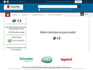 Matériel Schneider Electric Merlin Gerin Telemecanique - Matériel électrique directement en ligne