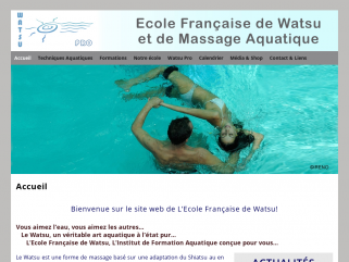 Ecole Française de Watsu