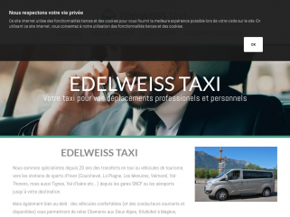 Edelweiss Transport Taxis Services