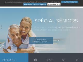 Site de Mutuelle  Prévoyance et Assurance Vie Au Chesnay 78