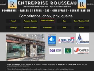 Dépannage & urgence plomberie 7j/7 Paris et banlieue sud