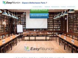 Espace Bellechasse Easy réunion
