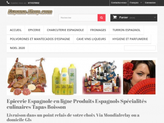 Produits Espagnols Jambon Bellota Fromage Turron - ESPANA-SHOP