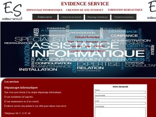 Evidence service