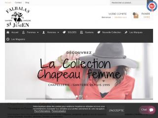 Chapellerie Falbalas saint junien chapeau homme, chapeau et casquette femme , casquette, beret, bonnet, gant