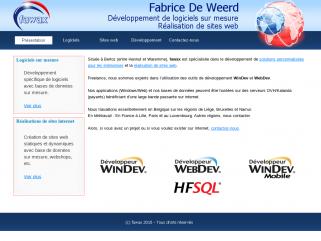 Freelance WinDev WebDev - Développement sur mesure