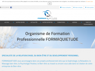 Des Formations Certifiantes en Sophrologie, Relaxation, Massages, PNL...