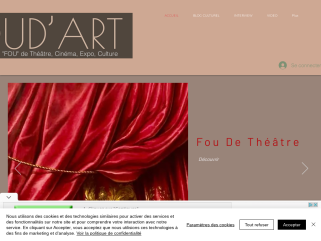 Le BLOG pour les «Fou» de théâtre, cinéma, expo, cinéma, culture