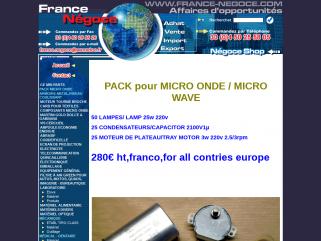 FRANCE NEGOCE