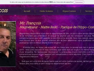 Mr.François magnétiseur à Poncin dans l'Ain