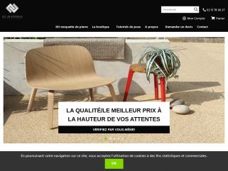 Le site E-commerce granulat de marbre propose à la vente des granulats de marbre concassé roulé et de la résine polyuréthane pour les revêtement de sol extérieur moquette de pierre