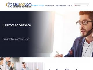 CallandCom | Call center Français sur mesure | Qualité à prix compétitifs