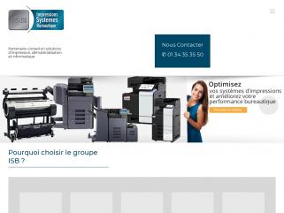 Location vente de photocopieurs, systèmes d'impressions, de numérisation, de solutions de gestion documentaire, dématérialisation de factures et de bulletins de paies