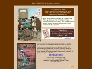 HaikuNet - Le site du haïku et du senryû