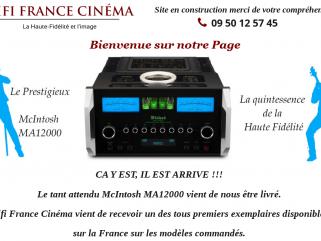 Hifi France Cinéma | hifi - Home Cinéma - Intégration |