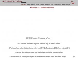 Revendeur Hifi Et Home Cinema | HIFI France Cinéma | Sancy dans le 77
