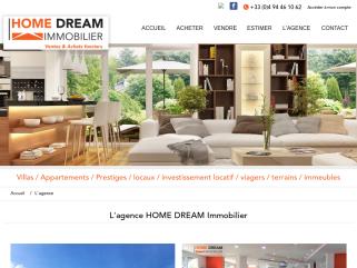 Agence immobilière spécialisée en transactions immobilières sur Six-Fours-les-Plages, La Seyne-sur-Mer, Saint-Mandrier-sur-Mer, Bandol, Sanary-sur-Mer, Toulon, Ollioules homedreamimmobilier