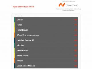 Hôtel Céline Rouen