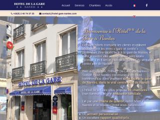 Hotel Gare Nantes
