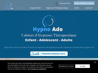 Hypnose adolescent à Lorgues VAR avec Jerome Chaillan|hypno ado