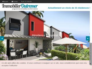 Un large choix de résidences en outremer pour investir, votre résidence principale ou secondaire