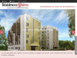 Un large choix de résidences affaire pour investir en lmnp