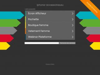 Accessoires iphone | Coque iphone, etui iphone a petit prix