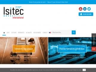 Isitec international développe des solution informatique pour l'optimisation des processus logistiques