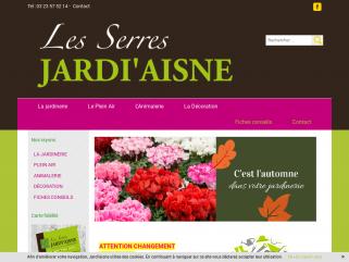 Jardinerie JARDI AISNE- Animalerie, Jardinerie, Pépinière, Décoration