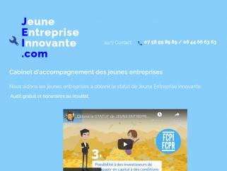 Obtenez rapidement le statut de jeune entreprise innovante (JEI). Financement, innovation. Aides et subventions.  Audit gratuit et honoraires au résultat.