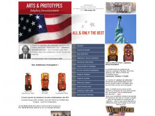 ARTS & PROTOTYPES Jukebox Rock-ola - Wurlitzer | Tous savoir sur les jukeboxes americains de collection
