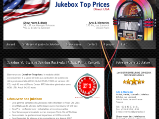 Jukebox Top prices