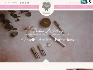 Justine Le Moing, Agence de conseil en Image, Relooking, Personal Shopper, Styliste Privée
