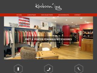 Kookoon-ing.com : prêt à porter femme 59700 Marcq en baroeul